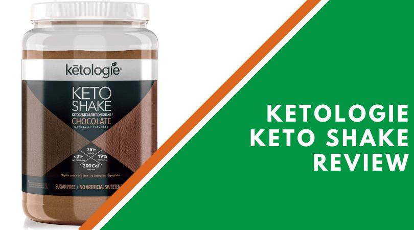 Ketologie Keto Shake Review