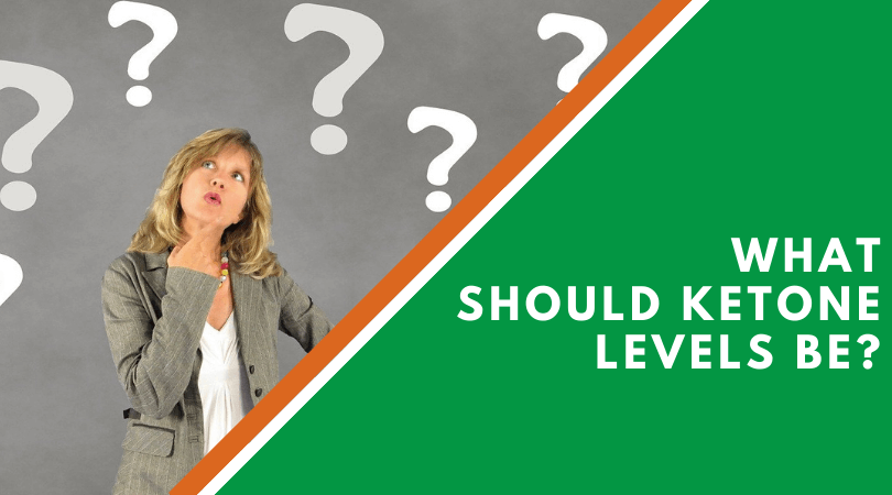 What Should Ketone Levels Be?